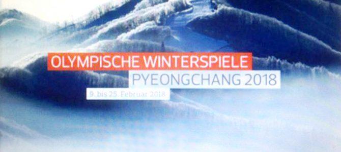 Olympische Winterspelen Pyeongchang 2018