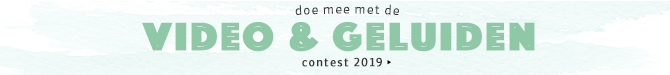 Inzendingen van de geluidenwedstrijd 2019